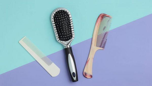 Conheça o pente ideal para cada tipo de cabelo