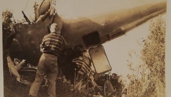 Memorial: Encontrados novos fragmentos do avião que caiu em 1958 e vitimou o ex-presidente Nereu Ramos