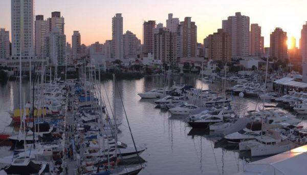 5ª edição do maior salão náutico do sul do país é confirmada em Itajaí em 2022
