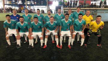 Atletas conquistam vaga para as quartas de final no Campeonato de Futebol Society Wbauer