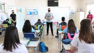 Educação empreendedora será trabalhada nas escolas de Xaxim em 2022