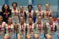 Equipe de basquete Sub-14 de Criciúma é campeã de competição em Florianópolis