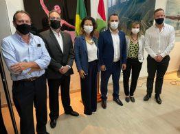 Governo do Estado e Consulado Britânico iniciam aproximação para desenvolvimento do turismo catarinense